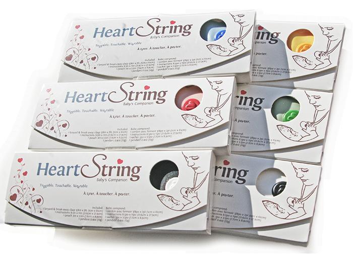 HeartString Baby packaging