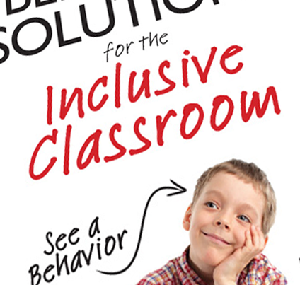 Tips for Parents and Teachers of Children with Special Needs from Beth Aune, OTR/L