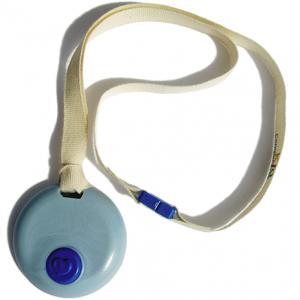 Blue Circle KidCompanions Pendant