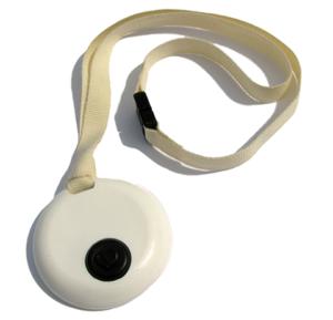 White Circle KidCompanions chewelry