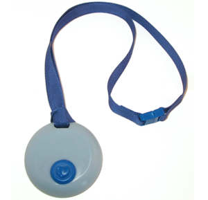 blue circle kidcompanions chewable jewelry