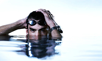 Michael Phelps, Most Decorated Athlete in Olympic History, Beat ADHD Too!
