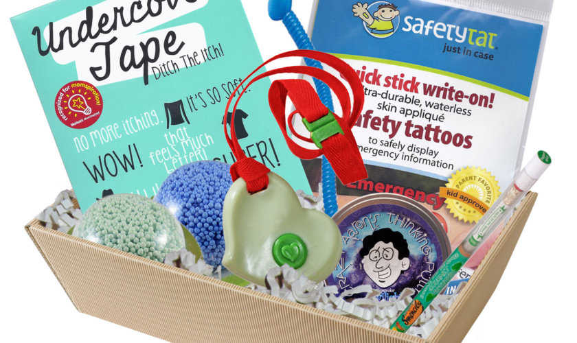 Sensory Crate Holidays 2013, Sensory Gifts for Kids, Time & Money Savings for Parents