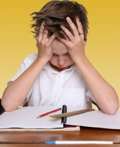 frustrated child - or juvenile bipolar disorder