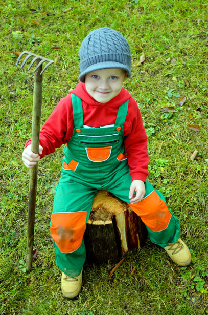 Sensory Gardens for Kids with Sensory Processing Issues
