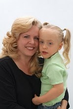 Kristina Smith Blizzard, mom of a child with special needs, registered nurse, and advocate