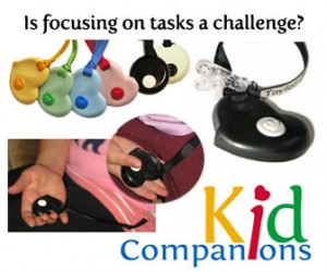 Parents and occupational therapists recommend KidCompanions Chewelry. They even include it in IEP's as a fidget to help kids with ADHD focus