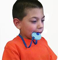 Sensory Chew Necklace: KidCompanions Chewelry