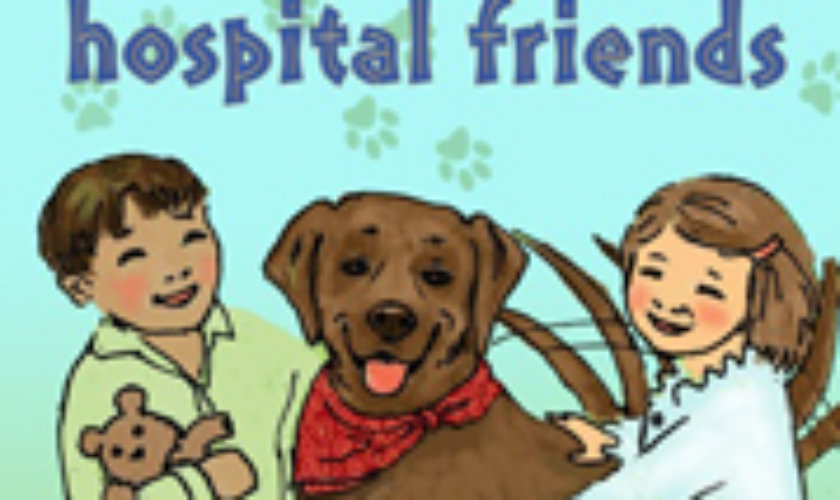 Review of Toby, the Pet Therapy Dog, and His Hospital Friends by Charmaine Hammond