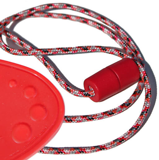 SentioCHEWS chewable jewelry red-camo-SCDr