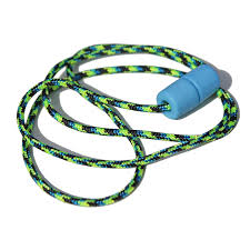 SentioSYLES lanyards are REAL made-in-the-USA Tactical Paracord a suitable length and strength for youth and adults!