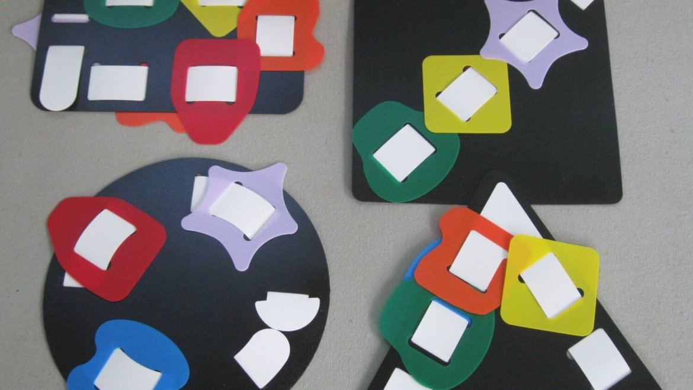 Weavable Toys: Basic Shapes by Barbara Smith, M.S., OTR, The RecyclingOT