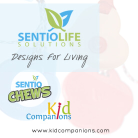Spirit of Autism Product Review: KidCompanions SentioCHEWS