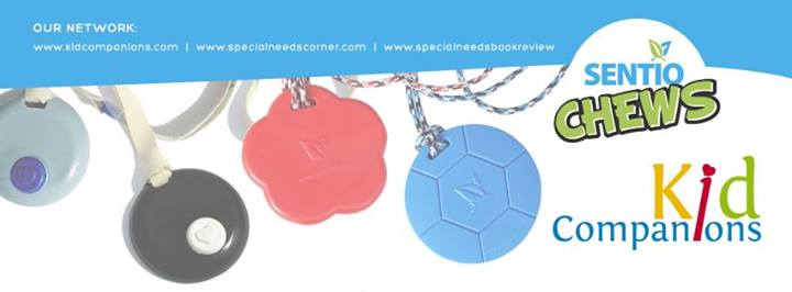 Show, Tell and WIN Chewelry - Chew Necklace from SentioLife Solutions