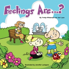 Feelings Are...? by Ymkje Wideman-van der Laan - book for child with autism