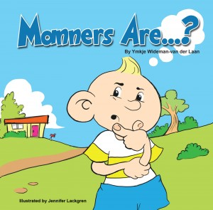 Manners_Are...? by Ymkje Wideman-van der Laan - Books for a child with autism