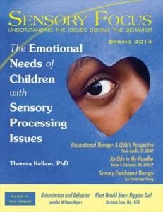 Sensory Focus Magazine -  Spring 2014 2