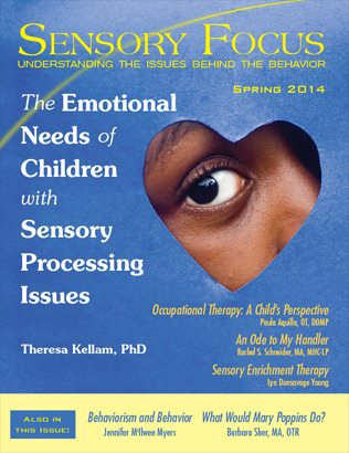 Magazine on Sensory Processing by Sensory World: Sensory Focus Magazine