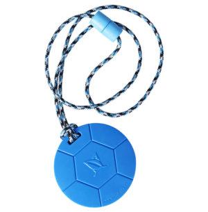 SentioCHEWS SCSb-soccer-chewelry
