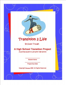 Transition 2 Life by Susan Traugh - Guide Books To Develop Skills Needed to Transition Into Adulthood