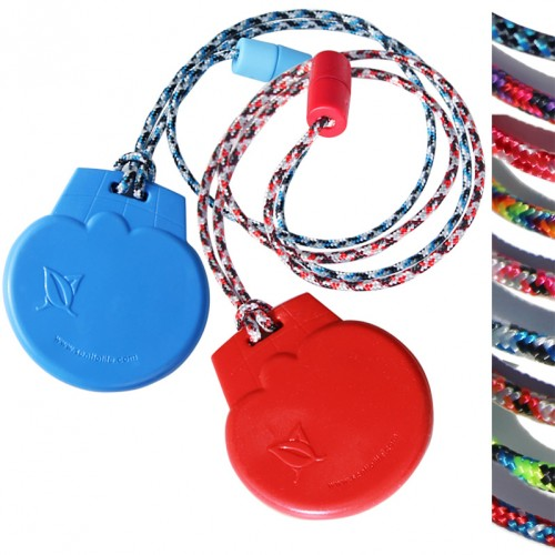 SentioCHEWS Ice Cream Duo chewable necklaces -SCI-duo