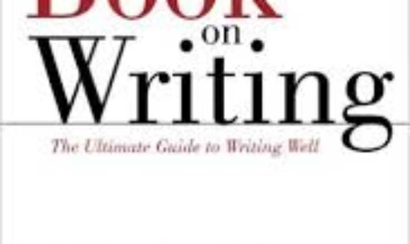 The Book on Writing: The Ultimate Guide to Writing Well  by Paula LaRocque