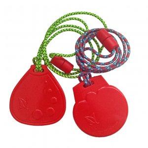 Chewable Jewelry set
