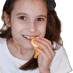 the children who benefit from our sensory toys, KidCompanions Chewelry and our newer chew pendants for aggressive chewers called SentioCHEWS, are the kids who usually have sensory processing issues.