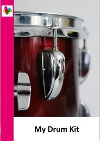 my-drum-kit how-to-play-a-guitar Level 2 Off The Page eBooks Fun Educational Books Tailored to Hi-lo Readers