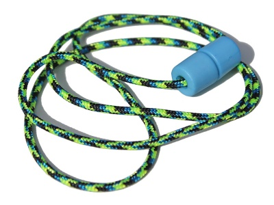 Aqua - breakaway lanyard -SentioSTYLES-Colors-SentioSYLES: Colorful, Breakaway Lanyards 24 and 28 Inches Sold Separately
