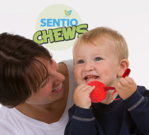 Have a 3 year old with 3 year molars driving him crazy? SentioLife Solutions' chewable jewellery is recommended for kids 3 years and up and are safe and effective for these kids.