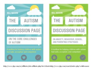Autism Discussion Page Books! by Bill Nason, MS, LLP