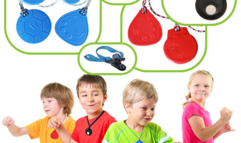 Chew Pendants Allow Your Chewer to Get On with the Day!