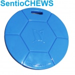 Help Your Child to Satisfy His Urge to Finger Pick with a Discrete Fidget like SentioCHEWS Soccer Ball.
