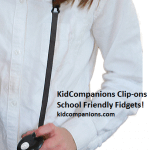 KidCompanions are a quiet school-friendly fidget : Benefits of Sensory Toys for Kids with Special Needs