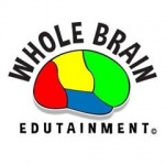 whole Brain logo - Whole Brain Edutainment: Speech Apps For Kids by Tracy Wannemacher, M.S. CCC-SLP/L