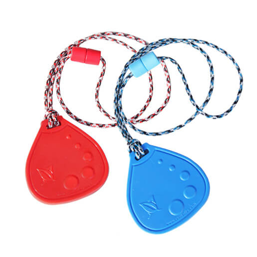 chewable necklaces drop