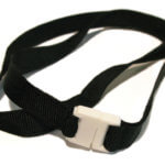 "We also have 24"" black lanyards and 28""undyed organic cotton lanyards that can be bought separately also."