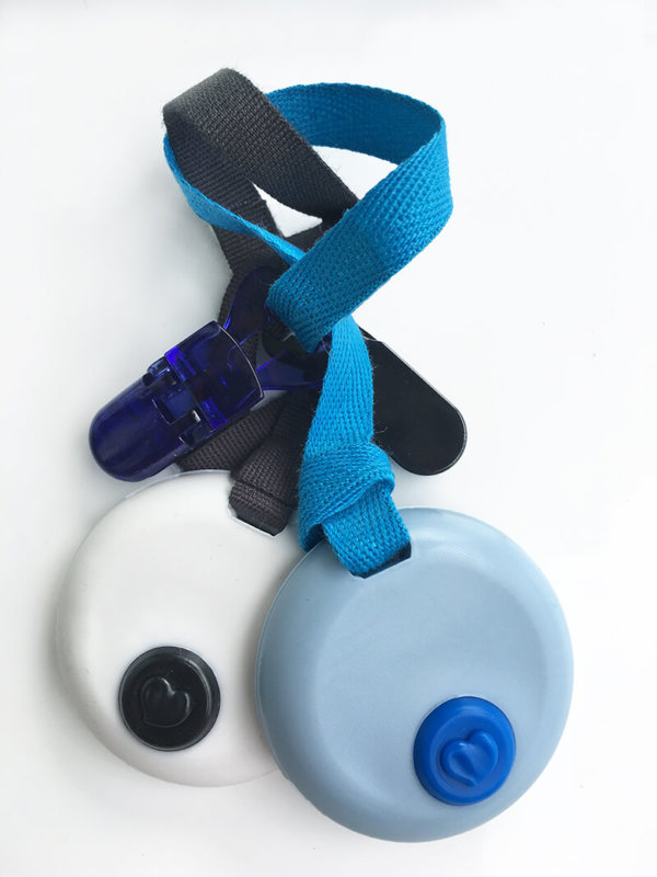 circle chewelry clip-on fidgets