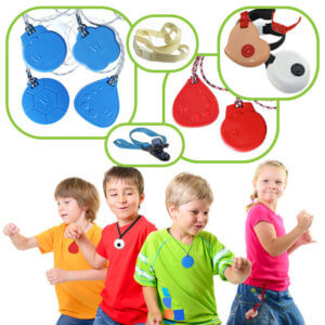 two lines of chewelry - jewelry that you chew. KidCompanions Chewelry and SentioCHEWS are made and sourced in North America and sold on our websiteand in special needs stores.