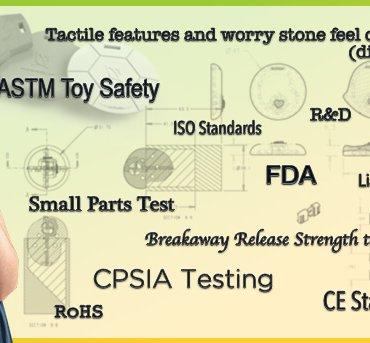Teething and Chewing  Necklaces Under FDA Warning – Issues to Consider with Chewelry,  What Are The Rules and Navigating The Design of Oral Sensory Tools.